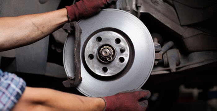 Fix Squeaky Brakes - Cottman Man - Cottman Transmission and Total Auto Care