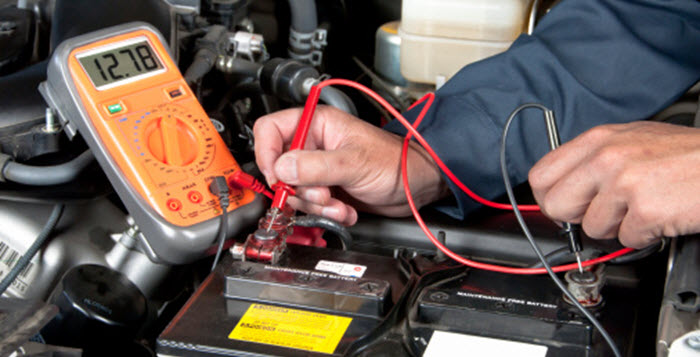 Bad Car Battery - Cottman Man - Cottman Transmission and Total Auto CAre