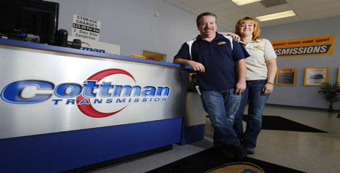 Cottman of Columbia - Cottman Man - Cottman Transmission and Total Auto Care