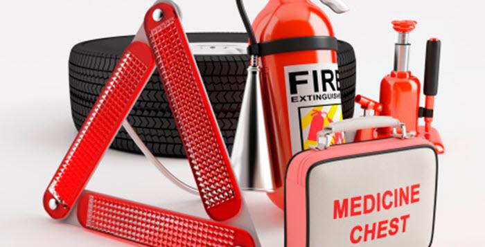 Car Emergency Kit - Cottman Man - Cottman Transmission and Total Auto Care