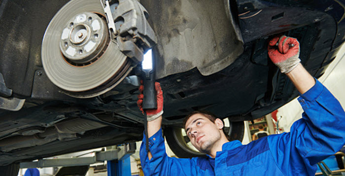 Need New Brakes - Cottman Man - Cottman Transmission and Total Auto Care