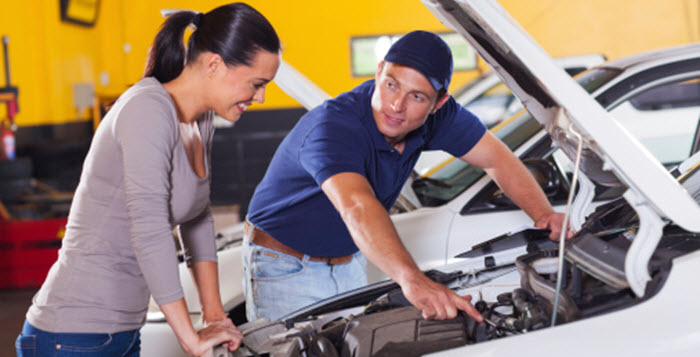 Talking to Your Mechanic - Cottman Man - Cottman Transmission and Total Auto Care