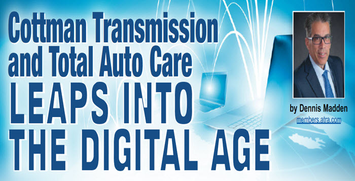 Cottman Annual Convention - Cottman Man - Cottman Transmission and Total Auto Care