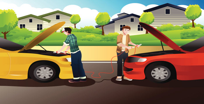 How to jump a car, Cottman Man Blog, Cottman Transmission and Total Auto Care
