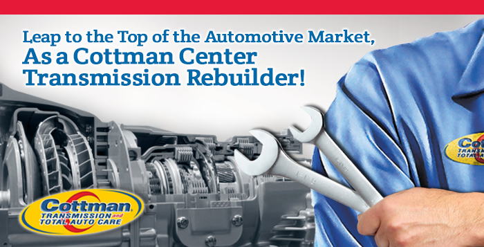 Auto Repair Technician - Cottman Man - Cottman Transmission and Total Auto Care