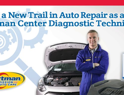 Blaze a New Trail in Auto Repair as a Cottman Center Diagnostic Technician!