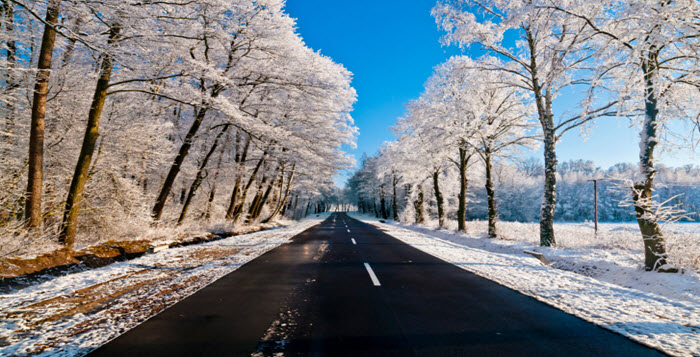 Driving On Black Ice - Cottman Man Blog - Cottman Transmission and Total Auto Care