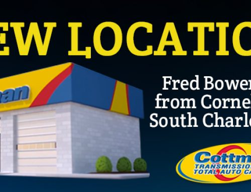 Cottman Transmission and Total Auto Care Relocates from Cornelius to New South Charlotte Location